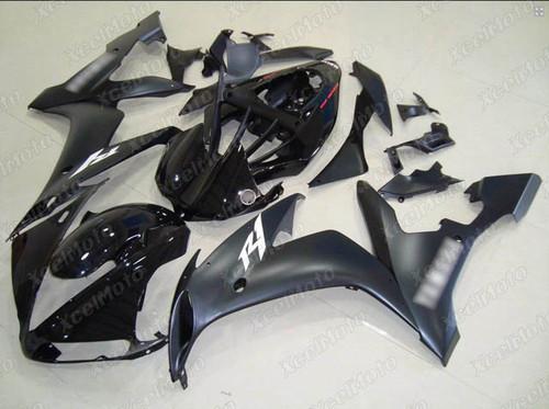 2004 2005 2006 YAMAHA R1 black fairing