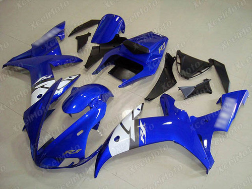 2002 2003 YAMAHA R1 blue fairing