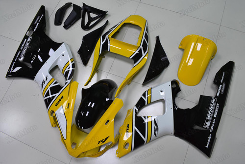 2000 2001 Yamaha R1 50th anniversary scheme fairings and bodywork
