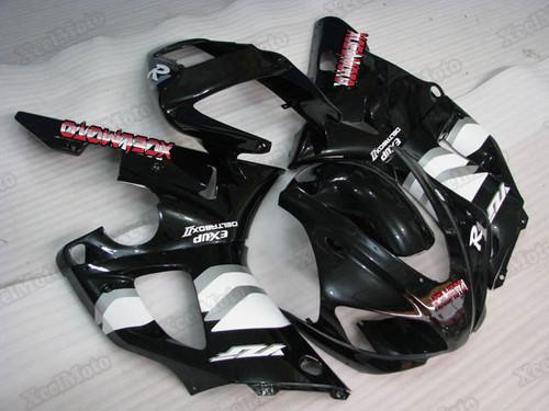1998 1999 Yamaha R1 black fairings and body kits, Suzuki 1998 1999 Yamaha R1 OEM replacement fairings and bodywork.