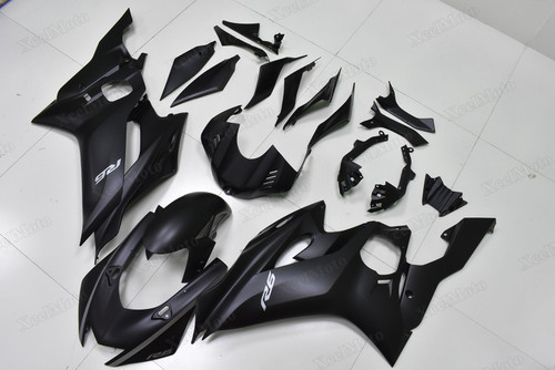 2017 2018 2019 Yamaha R6 matte black OEM replacement fairings