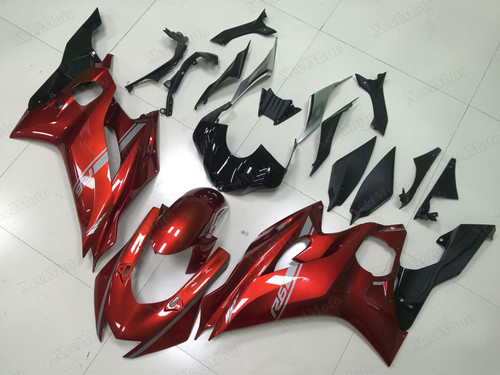 2017 2018 2019 Yamaha R6 red fairings and bodywork