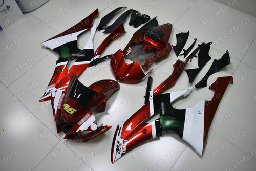 2008 2009 2010 to 2015 2016 Yamaha R6 OEM replacement fairing for sale