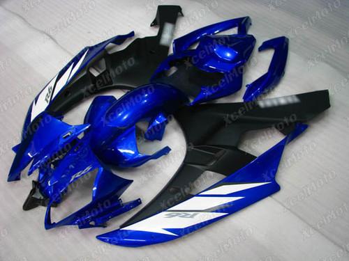 2006 2007 YAMAHA R6 blue and black bodywork