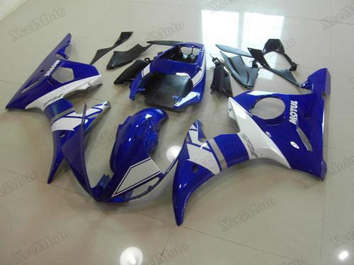 Yamaha R6 2003 2004 2005 motorcycle fairings