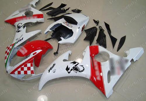 2003 2004 2005 Yamaha YZF R6 Abarth fairing