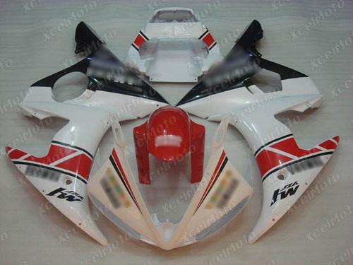 2003 2004 2005 Yamaha YZF R6 50th anniversary fairing