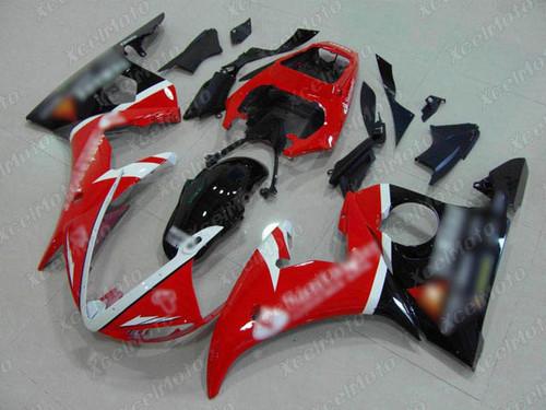 2003 2004 2005 Yamaha YZF R6 Santander fairing kit