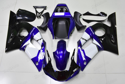 Yamaha R6 1999 2000 2001 2002 motorcycle fairings