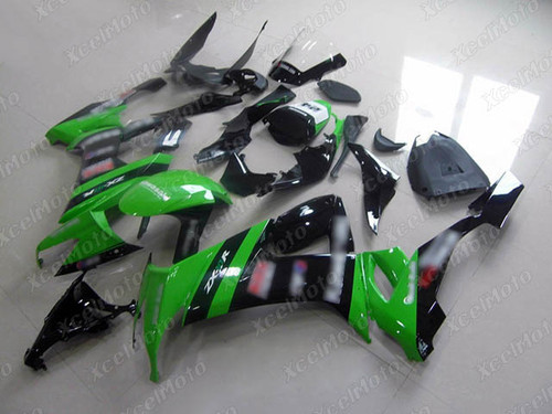 2008 2009 2010 Kawasaki Ninja ZX10R OEM replica fairing monster graphic