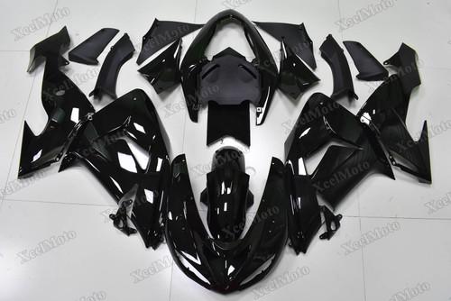 2006 2007 Kawasaki Ninja ZX10R gloss black