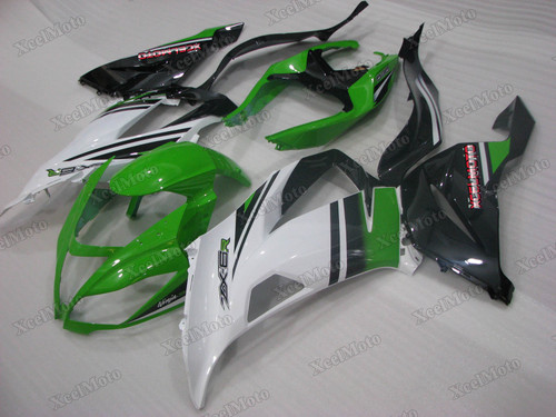 Kawasaki Ninja ZX6R 636 30th anniversary fairings