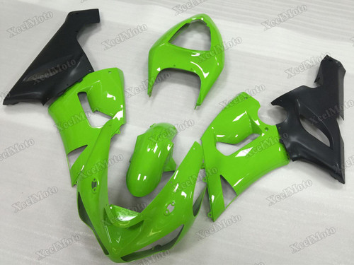 2005 2006 Kawasaki Ninja ZX6R OEM replacement fairings