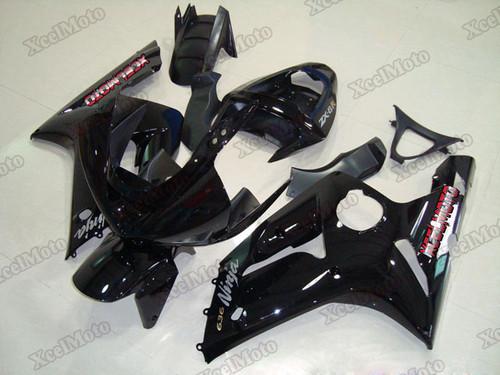 2003 2004 Kawasaki Ninja ZX6R gloss black