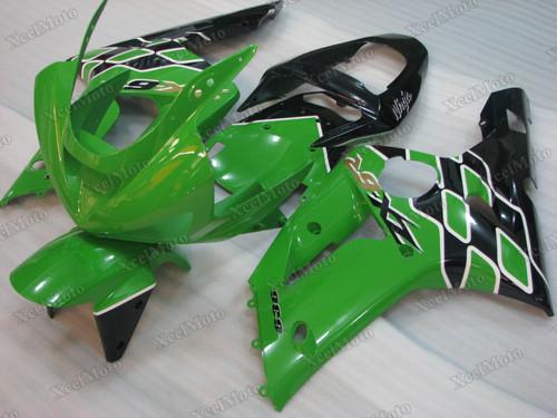 2003 2004 Kawasaki Ninja ZX6R OEM replacement fairings