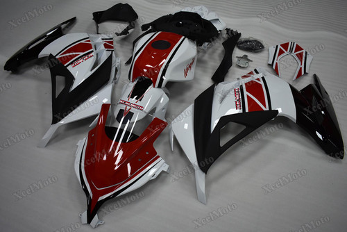 Kawasaki Ninja 300 Yamaha 50th anniversary fairings and body kits, 2013 to 2017 Kawasaki Ninja 300 OEM replacement fairings and bodywork