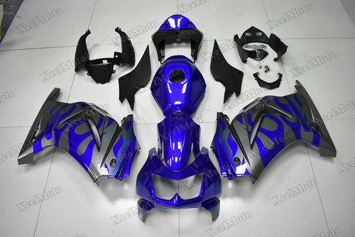 2008 2009 2010 2011 2012 Kawasaki Ninja 250R motorcycle fairings and body kits