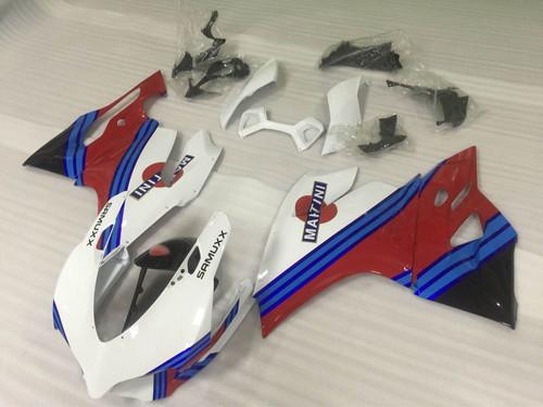 Ducati 899 1199 Panigale Martini replica fairing