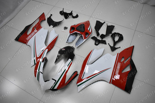Ducati 899 1199 Panigale tricolore fairing