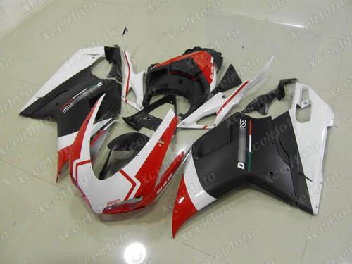 Ducati 848 EVO Corse Special Edition fairing kit.