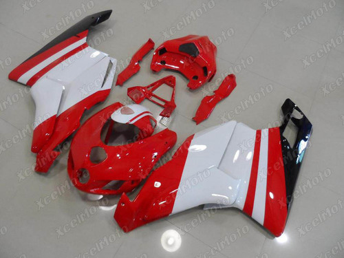 2005 2006 Ducati 749/999 red and white fairing