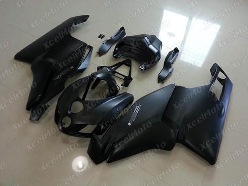 2005 2006 Ducati 749/999 matte metallic black fairing
