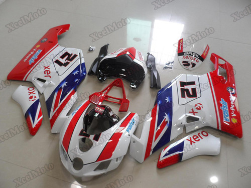 2005 2006 Ducati 749/999 bayliss edition and white fairings and body kits, 2005 2006 Ducati 749/999 OEM replacement fairings and bodywork.