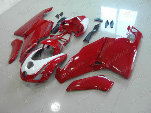 2003 2004 Ducati 749/999 red fairings