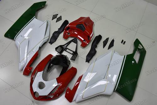 2003 2004 Ducati 749/999 tricolore color scheme fairing and bodywork