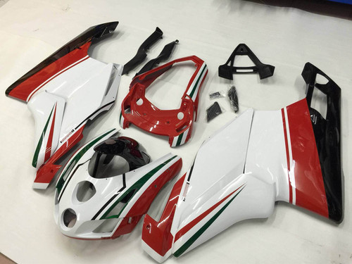 2003 2004 Ducati 749/999 tricolore fairing