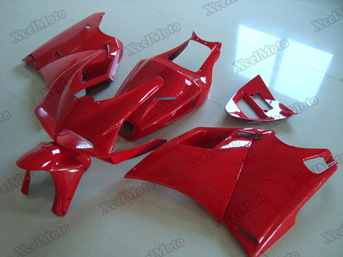 Ducati 749 916 996 998 red fairings and body kits, Ducati 749 916 996 998 OEM replacement fairings and bodywork.
