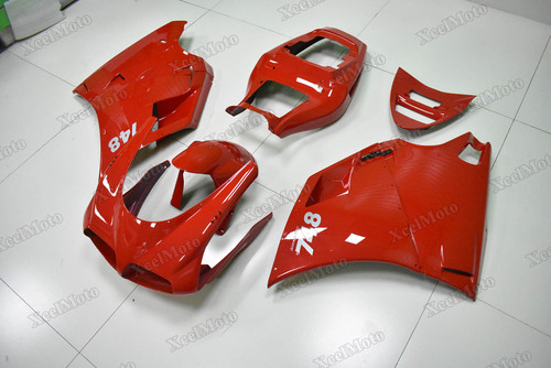 Ducati 749 916 996 998 Desmoquattro OEM replacement fairings and body kits