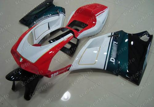 Ducati 748 916 996 tricolore fairing for sale