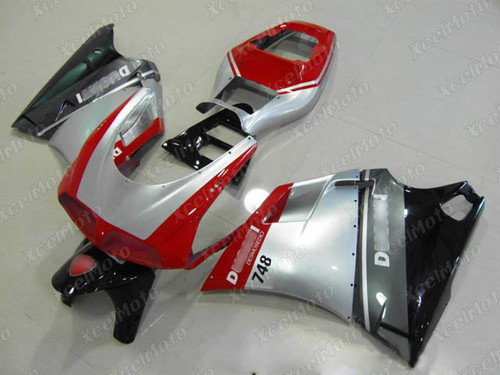 Ducati 749 916 996 998 tricolore fairings and body kits, Ducati 749 916 996 998 OEM replacement fairings and bodywork.