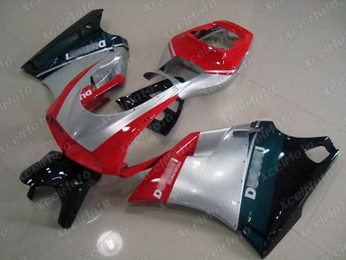 Ducati 748 916 996 tricolore scheme fairing