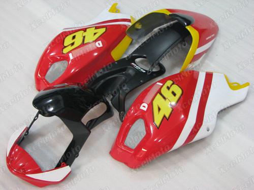 Ducati Monster 696 796 1100 Valentino Rossi fairings and body kits, Ducati Monster 696 796 1100 OEM replacement fairings and bodywork.