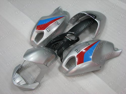 Ducati Monster 696 796 1100 silver fairing
