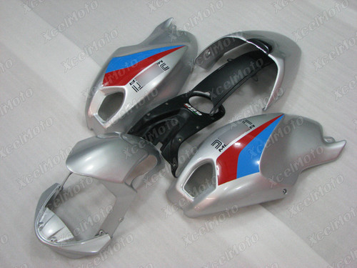 Ducati Monster 696 796 1100 silver fairing