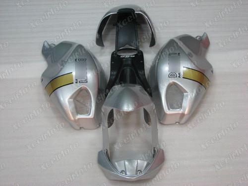 Ducati Monster 696 796 1100 silver Imola bodywork