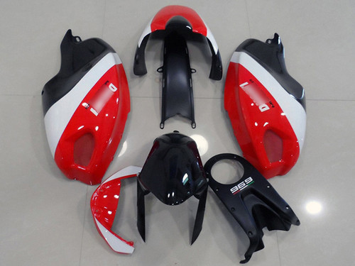 Ducati Monster 696 796 1100 Corse fairings and body kits, Ducati Monster 696 796 1100 OEM replacement fairings and bodywork.