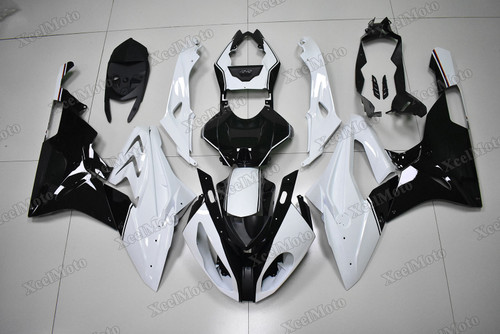 2015 2016 BMW S1000RR white and black