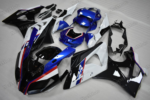 2009 2010 2011 2012 2013 2014 BMW S1000RR blue white and black