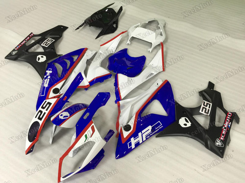 2009 2010 2011 2012 2013 2014 BMW S1000RR white blue and black