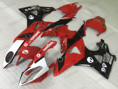 2009 2010 2011 2012 2013 2014 BMW S1000RR red and black