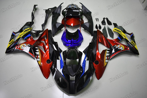 2009 2010 2011 2012 2013 2014 BMW S1000RR motorcycle fairings