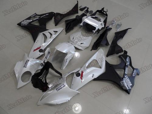 2009 2010 2011 2012 2013 2014 BMW S1000RR white and black fairing