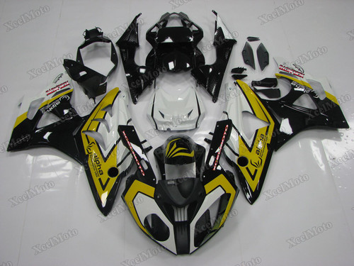 2009 2010 2011 2012 2013 2014 BMW S1000RR black yellow and white