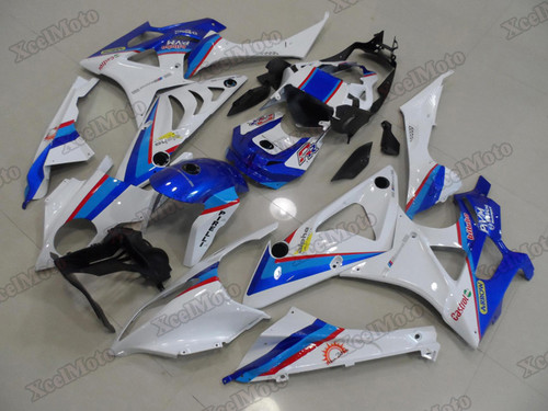 2009 2010 2011 2012 2013 2014 BMW S1000RR white and blue