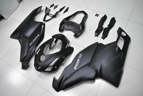 2003 2004 Ducati 749/999 matte black fairing
