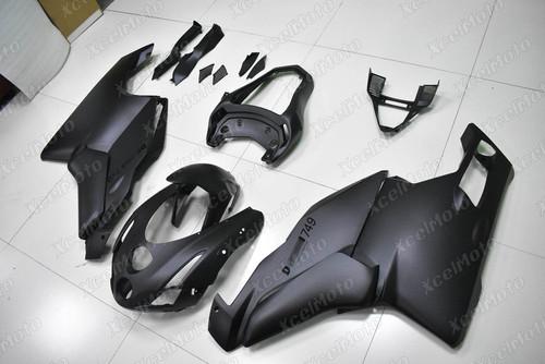 2003 2004 Ducati 749 999 matte metallic black